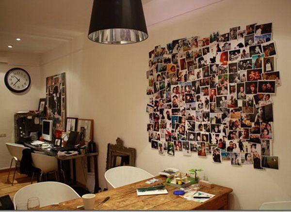 Vintage Dining Room Decorating Ideas: Retro Dining Room Wall Decorating Ideas