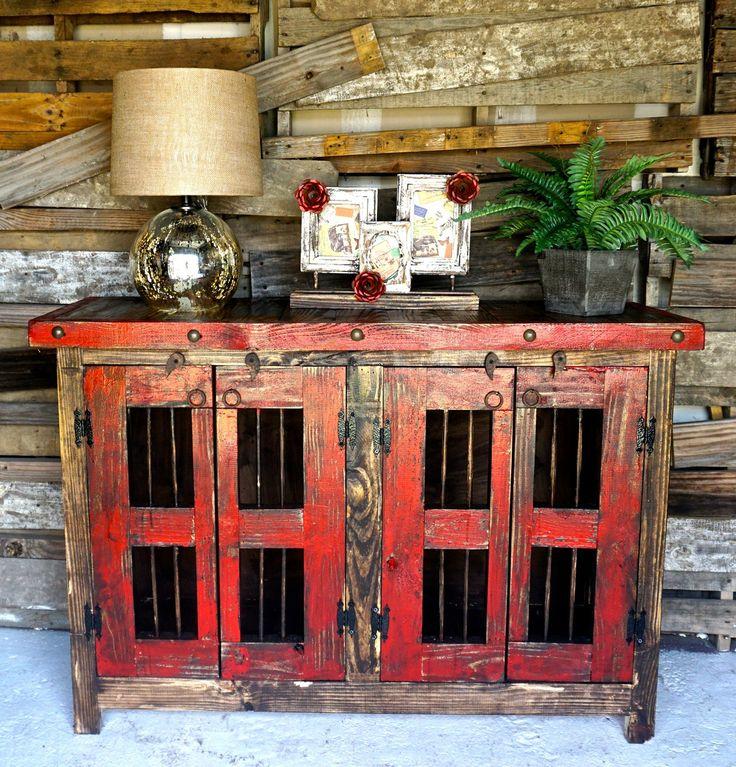 Superb Guadalupe Buffet. Rustic FurnitureBuffets