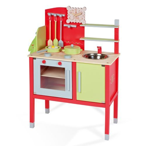 Cuisine Moderne Tendance 2015 : Cuisine en bois enfant  Maxi cuisine