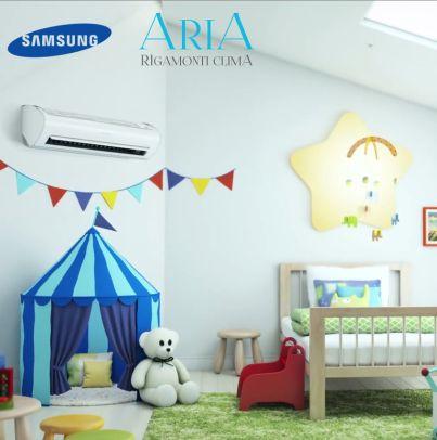 Da #ARIARigamontiClima trovi i #climatizzatori #Samsung