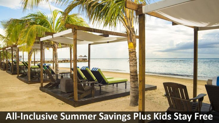 All-Inclusive Summer Savings Plus Kids Stay Free - https://traveloni.com/vacation-deals/inclusive-summer-savings-plus-kids-stay-free/ #montegobay #jamaica #allinclusive #kidsfree #traveloni