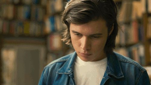 Okay, so we need to talk about Nick Robinson.