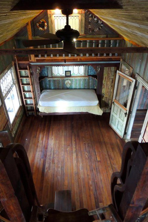 """Forward-thinking Tiny Homes are built from """"pure salvage"""" : TreeHugger"""