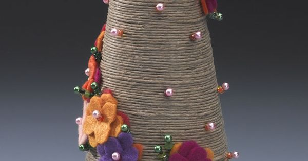Twine, Topiaries and Twine crafts on Pinterest