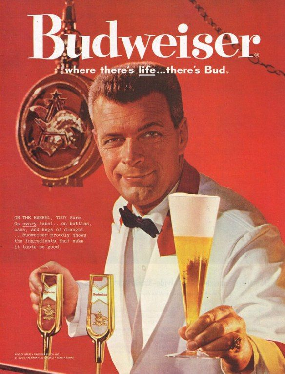 """[gallery columns=""""4″ orderby=""""rand""""] In the spirit of our upcoming King of Beers American Lager/Pilsner tasting, I thought it would be cool to post some vintage beer …"""