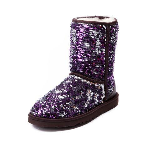 Elegant UGG Australia Bailey Bow Purple Reign Women39s Boot  ShoeSurfingcom
