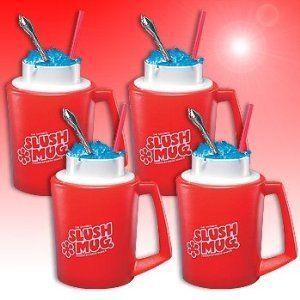 Slush Mugs - Frozen Beverage Slushie Cups Set of 4 CloseoutZone http://www.amazon.com/dp/B003ANQVUC/ref=cm_sw_r_pi_dp_oSFZwb1A02F5N