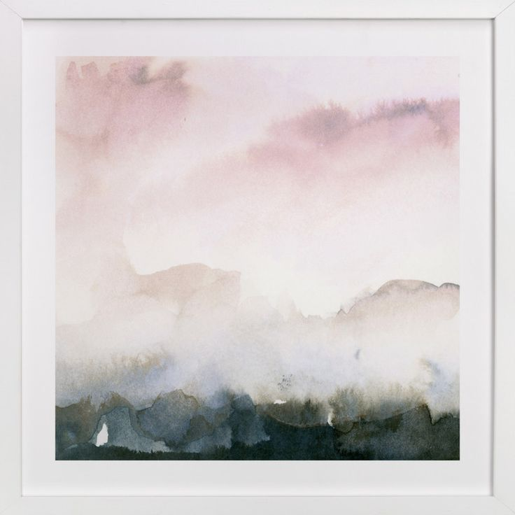 """Wake II"" by Lindsay Megahed in beautiful frame options and a variety of sizes."