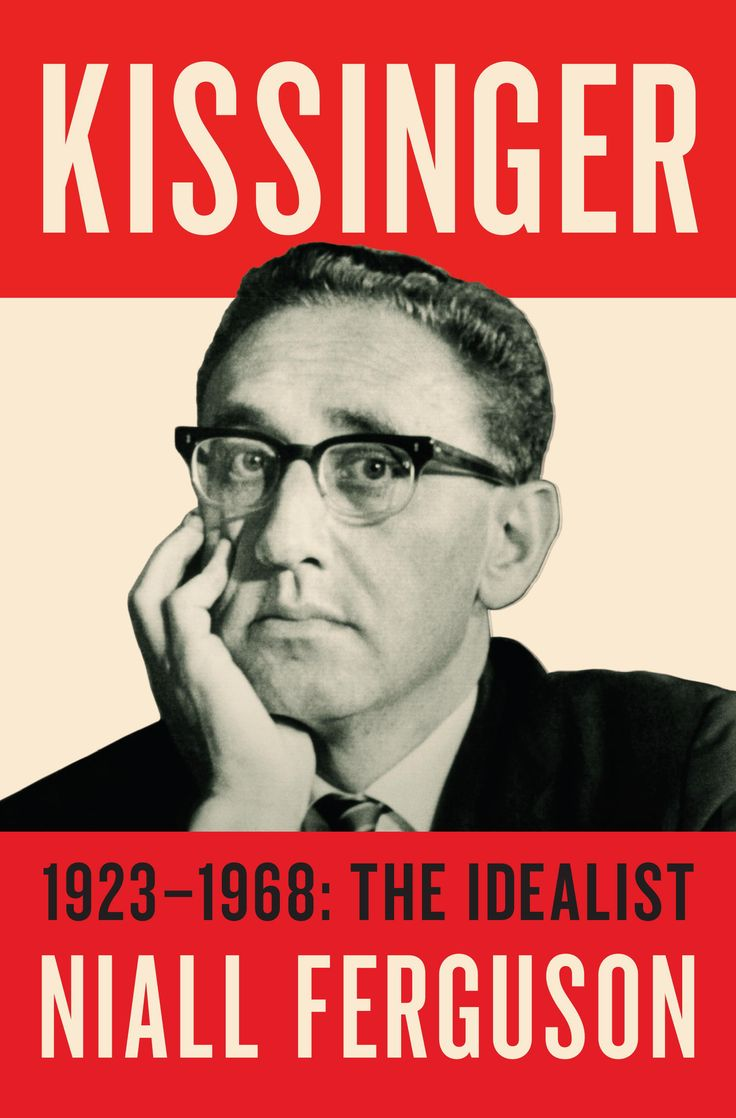 Kissinger By Niall Ferguson On Ibooks