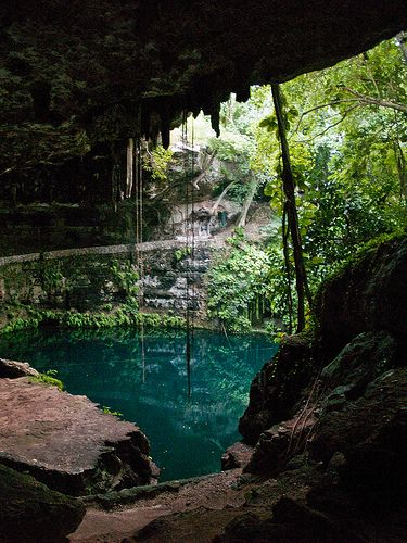 Cenotes: The Underwater Caves of The Riviera Maya, Mexico