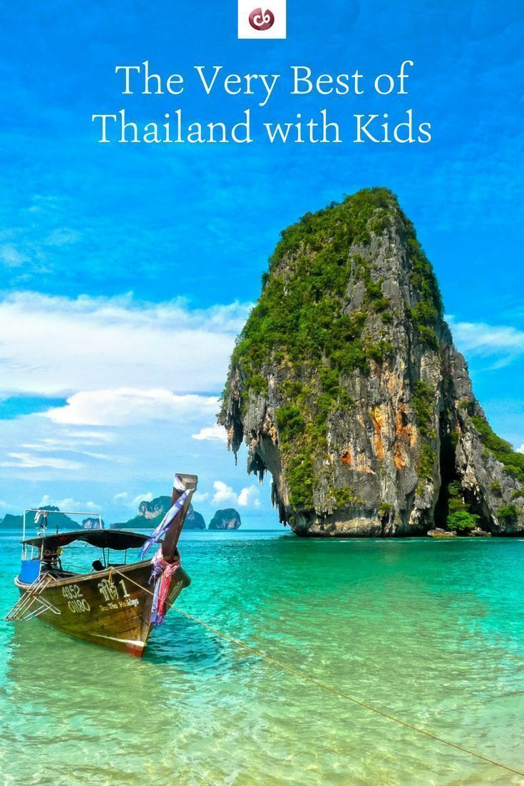 Thailand Family Vacations Ciao Bambino Best Island Vacation Thailand Travel Asia Travel