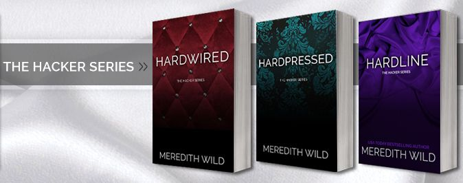 The hacker series, by Meredith Wild better than 50 shades # hacker series #meredithwild