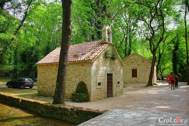 Kapliczka w Parku Narodowym Krka | CroLove.pl |