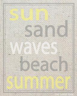 Free Printable Friday: Summer Time Fun!