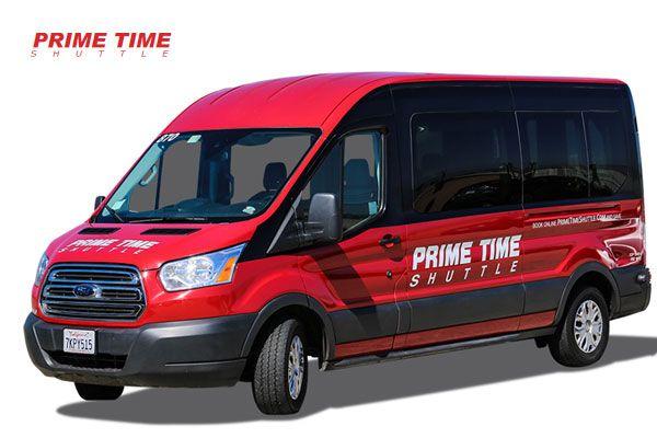 Lax Private Van Service Prime Time Los Angeles Tours Van