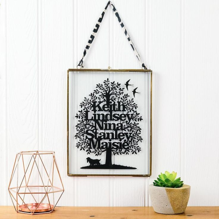 15% off with 'earlybird15'  Kiko frames now available as an option on my family trees - or anything for that matter! #christmasgift #familygift #familytreeframe #familytree #papercut #kikoframe