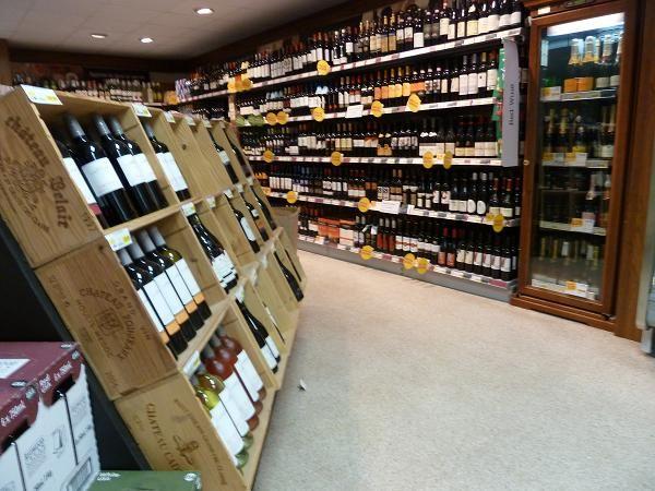Retail Design | Wine Store | BWS | Liquor Store | Budgens wine