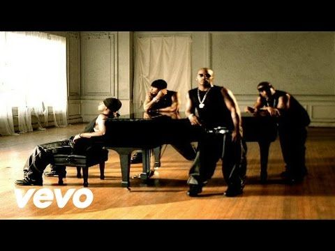 Jagged Edge's official music video for 'Let's Get Married.'