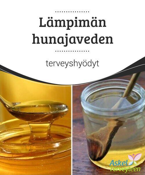 Lämpimän hunajaveden terveyshyödyt   Hunaja on 100% luonnollinen tuote, jonka lääkinnälliset #ominaisuudet ovat olleet eri kansojen ja #kulttuurien tiedossa jo #vuosisatojen ajan.  #Luontaishoidot