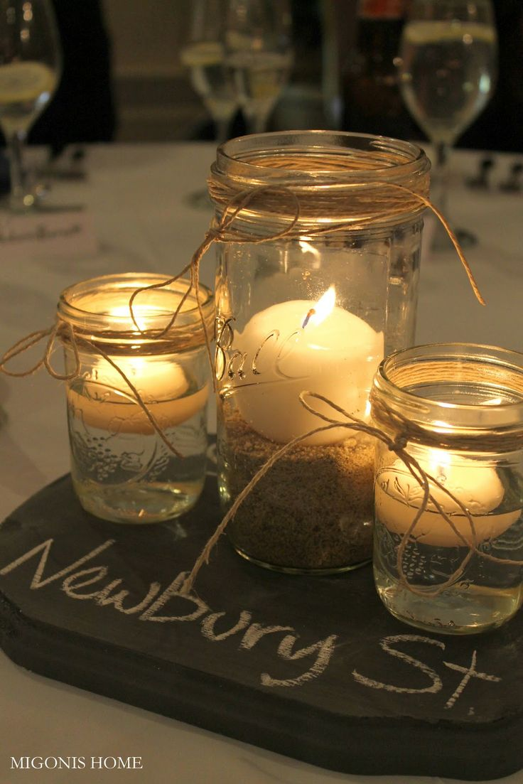 Best nup centerpieces images on pinterest beach
