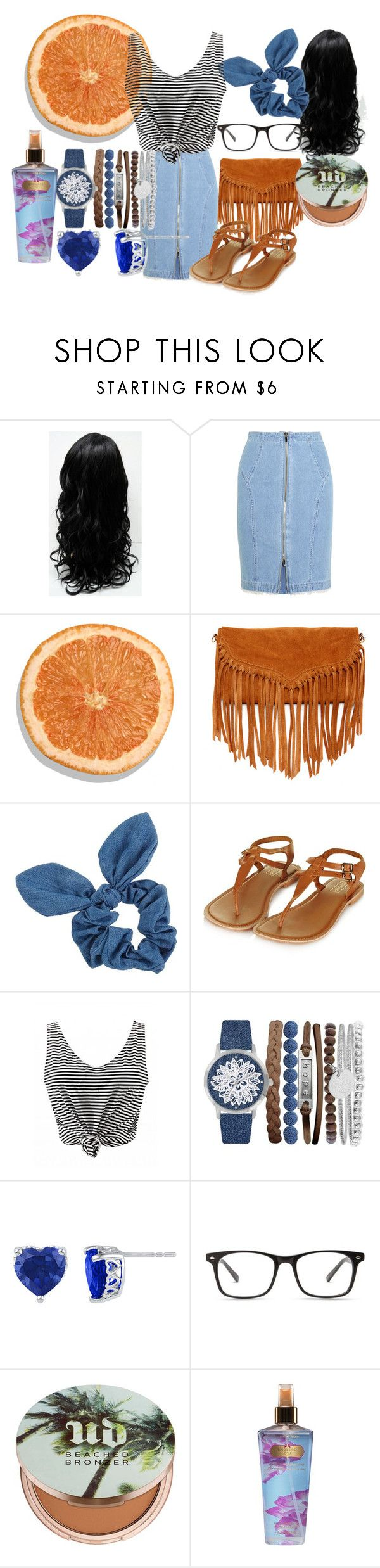 """""""Untitled #200"""" by frupapp on Polyvore featuring Steve J & Yoni P, SUSU, Dorothy Perkins, Topshop, Jessica Carlyle, Urban Decay and Victoria's Secret"""