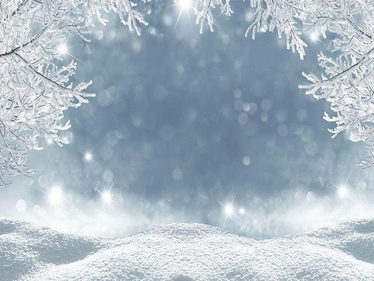 Kate Winter Snow Freeze Backdrop photography studio
