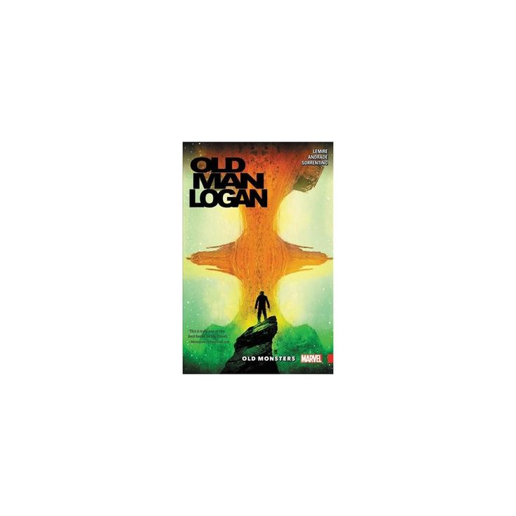 Old Man Logan 4 : Old Monsters (Paperback) (Jeff Lemire)