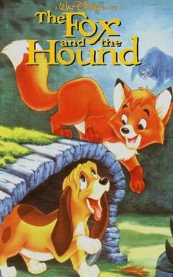 The Fox and the HoundMovie Posters, Disney Movies, Walt Disney, Favorite Disney, Kids Movie, Classic Disney, Favorite Movie, Cinematic Movie, Animal Movie