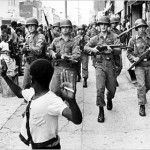 Looking Black On Today In 1967, Race Riot Sparked By Cab Driver's Arrest For Double Parking On New Jersey Street