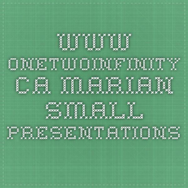 eyes on math marian small pdf