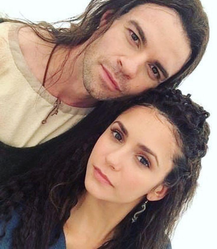 "2,378 Likes, 5 Comments - Nina Dobrev (@dobrevicdaily) on Instagram: ""Elijah and Tatia Follow -> @dobrevicdaily . . @nina #thevampirediaries #ninadobrev #elenagilbert…"""