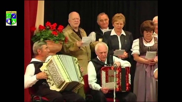 """""""Donauschwaben werden wir genannt""""  Gemeinschaftschor des Landesrates"""