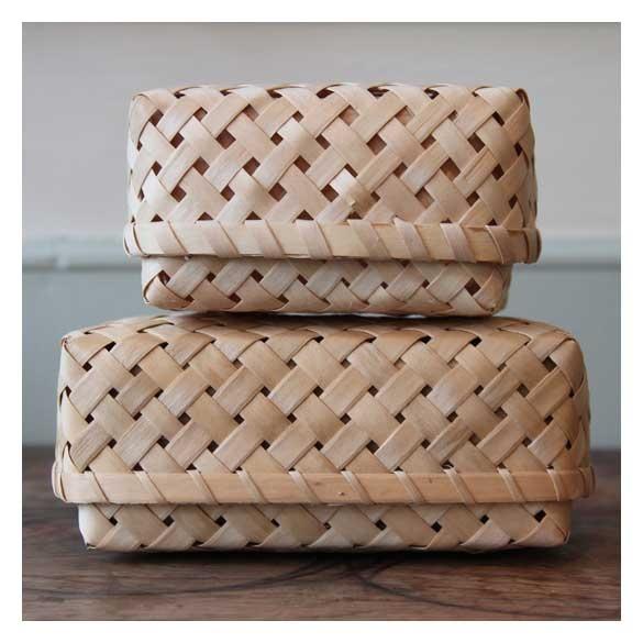 イタヤ細工 お弁当箱 Lunch box by Itaya crafts