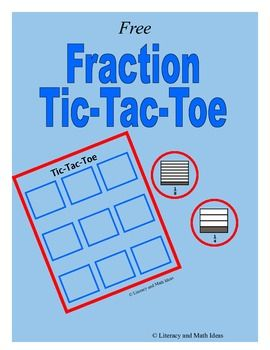 Review equivalent #fractions with this fun free game. Use any number and they have to write it 3different ways. #math