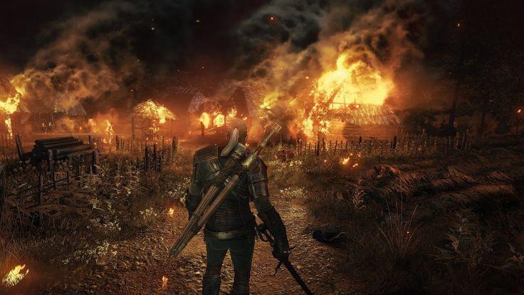 The Witcher 3 Wild Hunt Game Screenshot 1