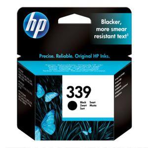 HP Ink Cartridge – Black; 339