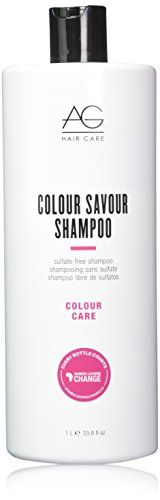 http://picxania.com/wp-content/uploads/2017/08/colour-savour-sulfate-free-shampoo-by-ag-hair-cosmetics-for-unisex-33-8-oz-shampoo.jpg - http://picxania.com/colour-savour-sulfate-free-shampoo-by-ag-hair-cosmetics-for-unisex-33-8-oz-shampoo/ - Colour Savour Sulfate-Free Shampoo by AG Hair Cosmetics for Unisex - 33.8 oz Shampoo -   Price:    Color Savor Sulfate-Free Shampoo is formulated to protect and prolong the vibrancy of your hair color. Infused with AG's Care complex