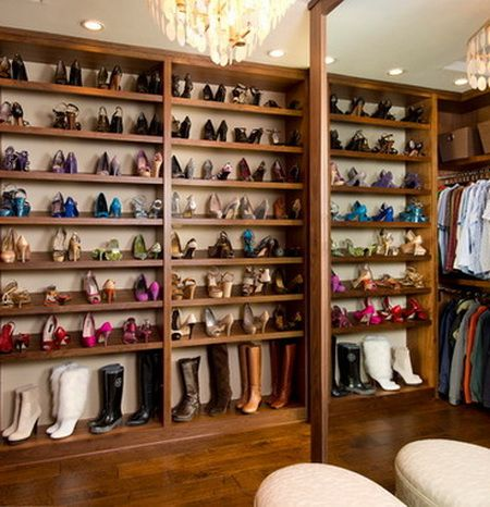 43 Organized Closet Ideas - Dream Closets_11
