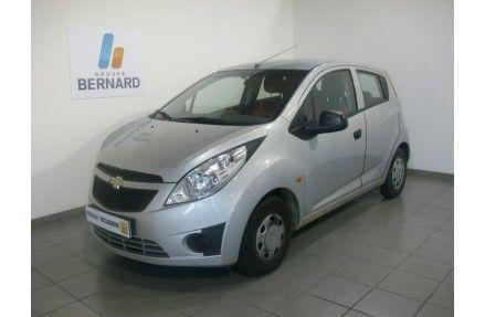 Voiture occasion Chevrolet à Romans / Isère // Vente de cette occasion de 2010 Chevrolet Spark GPL au prix mini de 4 890€