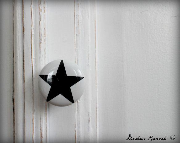 Bloomingville snygga dörrknoppar