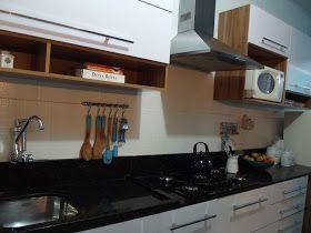 .: A cozinha corredor
