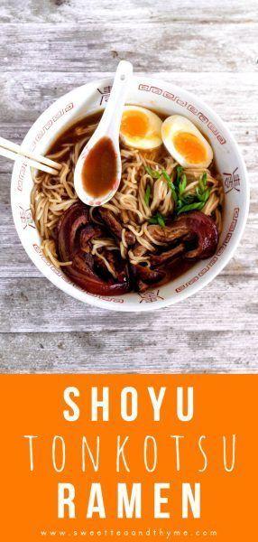 Tonkotsu Ramen   Recipe   Amazing Food Bloggers!   Ramen ...