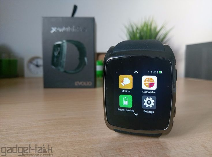 Evolio X-Watch Pro Review - Smartwatch versatil