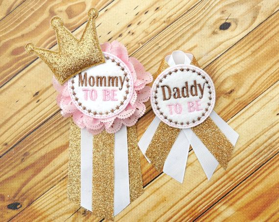 25 Best Pink And Gold Baby Shower Images On Pinterest Gold Baby