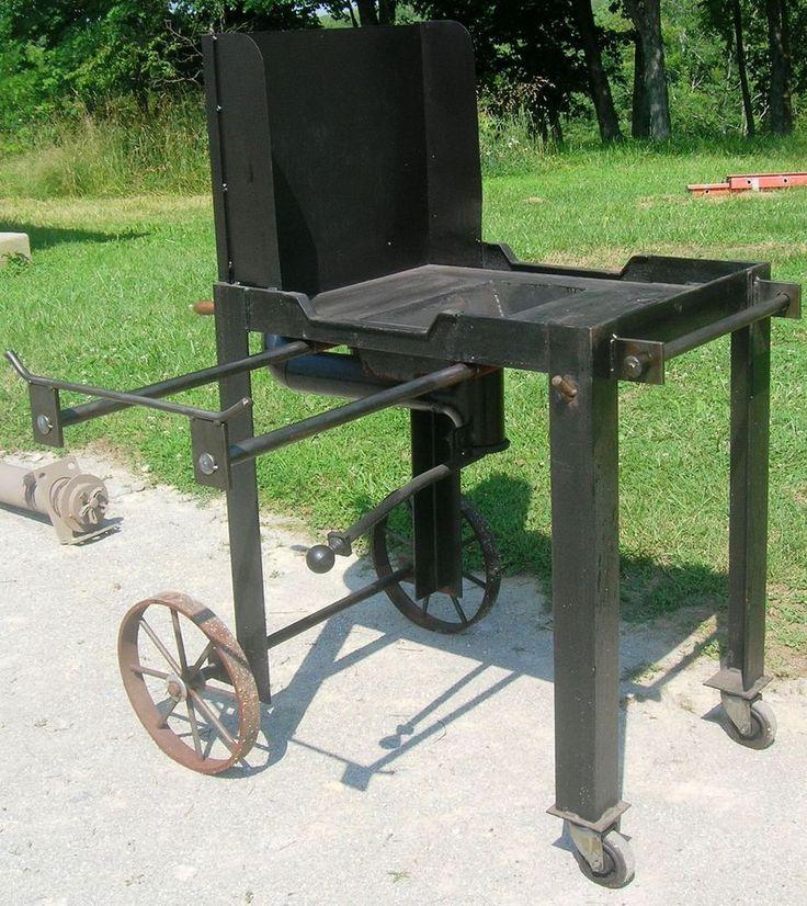 Coal blacksmith forge