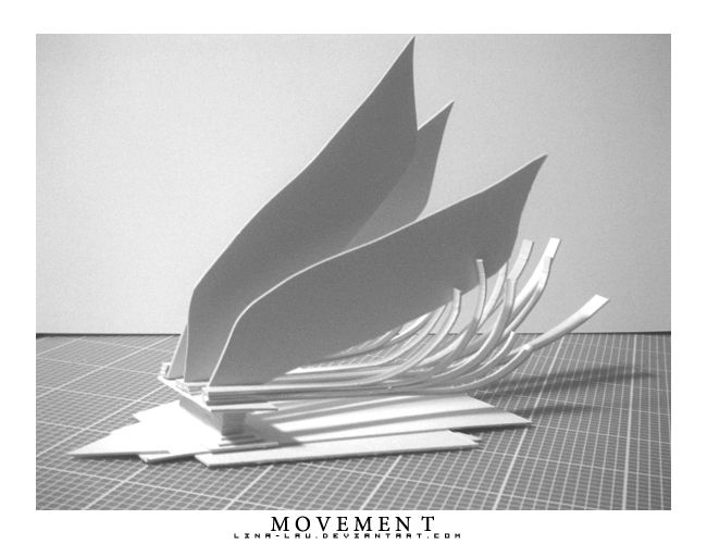 1109 best architectural design images on pinterest for Movement architecture concept