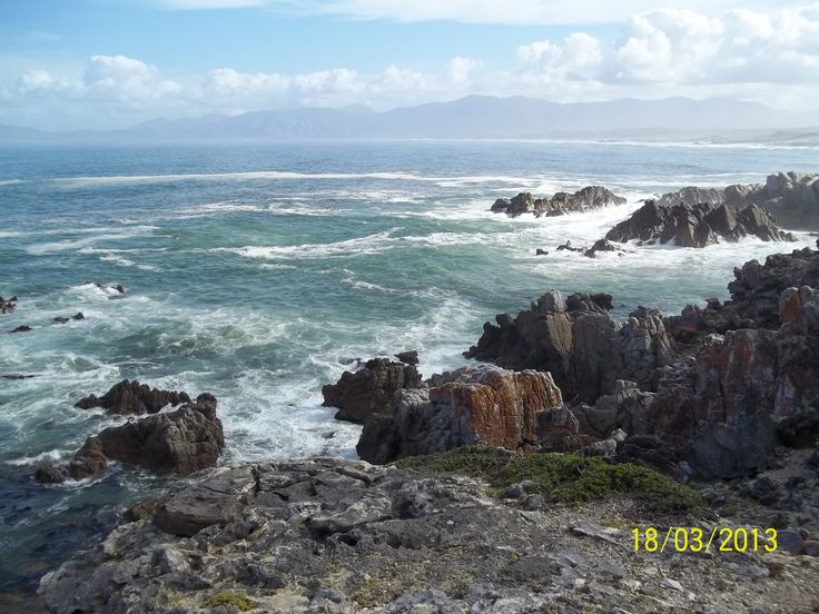De Kelders, near Gansbaai, Western Cape