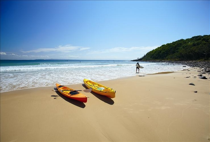 Noosa - a mecca for families and couples looking for a quiet break. For more information about QLD holiday packages, call Gilpin Travel!