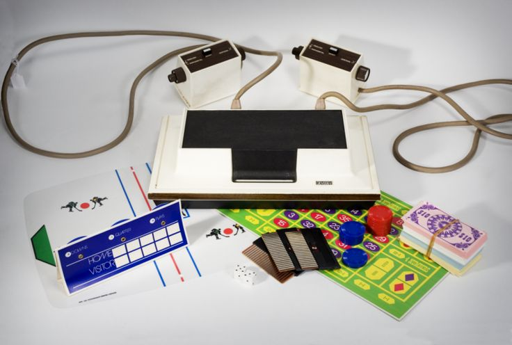 magnevox oddysey | Magnavox Odyssey Video Games Console