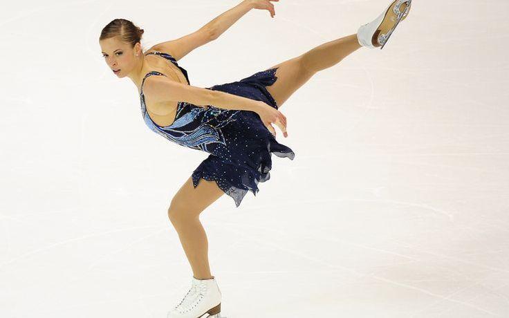 «Il pattinaggio sul ghiaccio permette di bruciare da 250 a 810 calorie all'ora» http://ow.ly/oJF0M #benessere